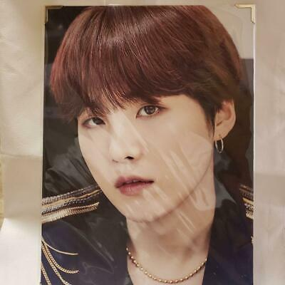 BTS WORLD TOUR LOVE YOURSELF SPEAK YOURSELF SUGA Official Premium Photo K-POP