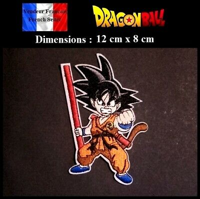 Écusson Brodé Thermocollant NEUF ( Patch Embroidered ) - Manga Dragon Ball ( B )