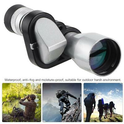 8X 20MM Pocket Monocular Scope Outdoor Compact Hunting Night Vision Telescope