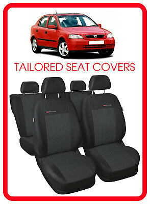 Tailored seat covers for Vauxhall Astra G Mk4   1998 - 2004  FULL SET