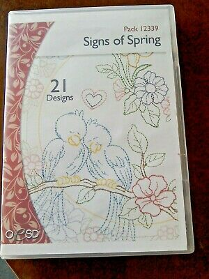 Embroidery Card fits Bernina Artista