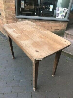 Victorian Pine Wash Stand Draining Table