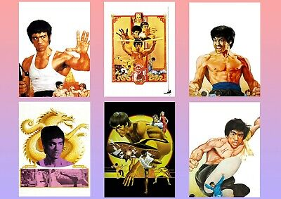 Game Of Death Bruce Lee Classic Large Movie Poster Art Print A0 A1 A2 A3 A4 Maxi