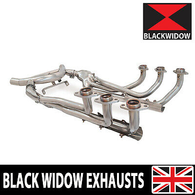 GL1500 GL 1500 Goldwing Exhaust Manifold Collector + Downpipes Headers