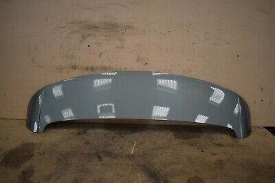 Vauxhall Astra K 1.4 T Rear Spoiler in Grey