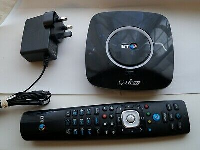 BT Youview T2200 HD Freeview Set Top Box HDMI - Smart Netflix Prime iPlayer