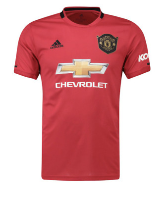 2019/20 | Manchester Utd FC Home Shirt | All Player Names & Customs Available