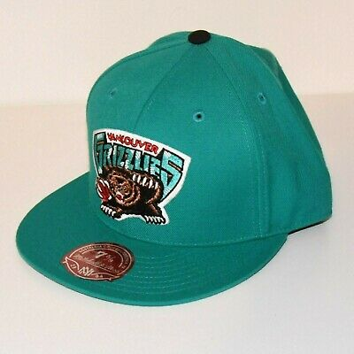 68fbf649a6d68f VANCOUVER GRIZZLIES MITCHELL & Ness Snapback Hat Memphis Sublimated ...