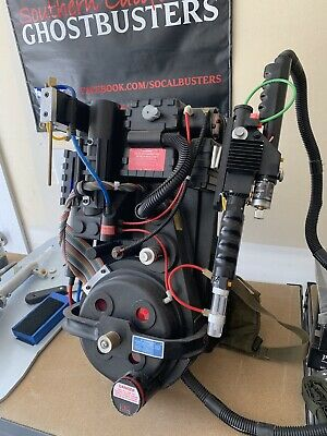 3/4 Scale Ghostbusters Proton Pack Replica