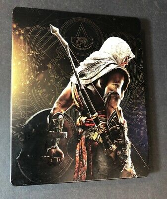 Assassin's Creed Origins [ STEELBOOK Edition ] (PS4) USED