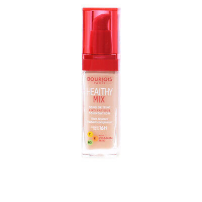 Maquillaje Bourjois mujer HEALTHY MIX foundation 16h #55-beige sombre 30 ml