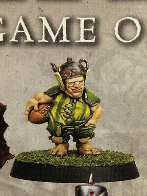 Blood Bowl The Greenfield Grasshuggers 1x Hopeful (C) Halfling Team