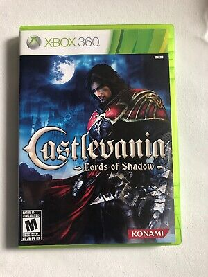 Castlevania: Lords of Shadow (Microsoft Xbox 360, 2010) Excellent Condition