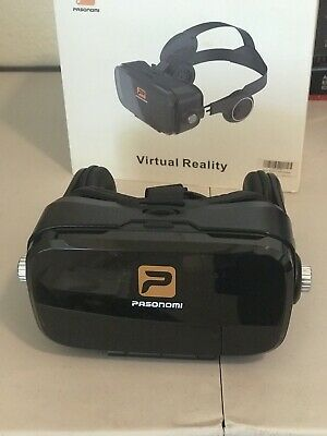 Pasonomi 3D Virtual Reality