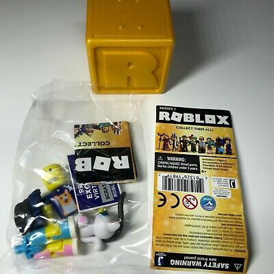 ROCKSTAR NEW ROBLOX Gold Series 1 Action Figures Pack 3