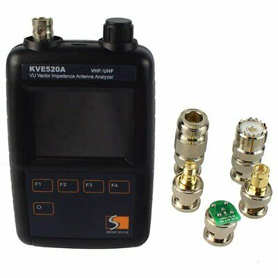 Graphic Vector Impedance Antennas Analyzer Kve520a Walkie-talkies Accessories H8