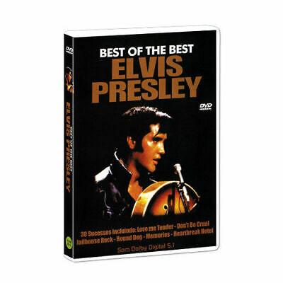 [DVD] Elvis Presley / The Best Of The Best - Comeback Special (1968) *NEW