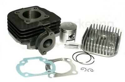 65 cc MODIFICA D44 CILINDRO GRUPPO TERMICO TESTA KIT per SUZUKI STREET MAGIC 50