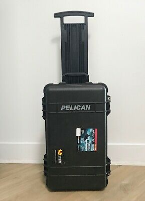 Pelican 1510 Case with black dividers - NEW