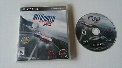 Need for Speed Rivals Sony PlayStation 3 ps3 complete