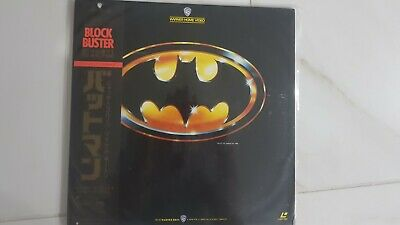 Batman Laserdisc