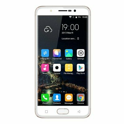 """Cheap 4G Unlocked 5.0"""" Android 7.0 Mobile Smart Phone Quad Core WiFi GPS CA"""