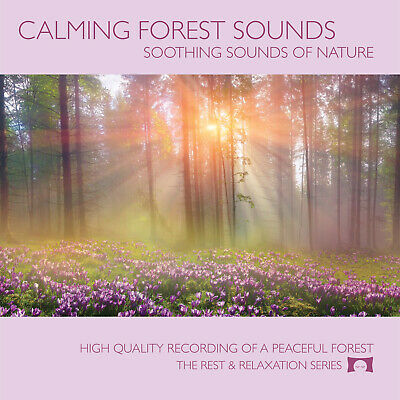 Calming Forest Sounds - Soothing Nature Sounds for Relaxation & Meditation, NEW