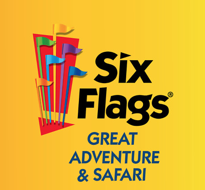 SIX FLAGS GREAT ADVENTURE NJ TICKETS $34.99 PROMO No Processing Fees Only Tax