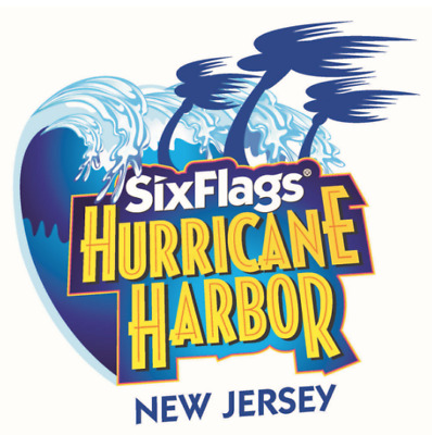 Six Flags Great Adventure Hurricane Harbor Nj New Jersey 22.99!!!