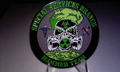 CIA HAMMER Team Special Services Branch Central Intelligence Agency DO Rare coin