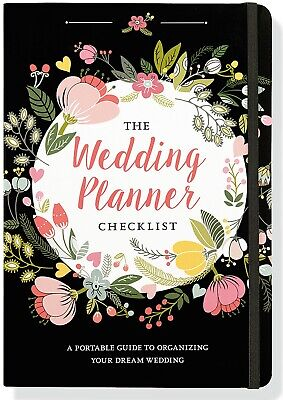 The Wedding Planner Checklist :A Portable Guide to Organizing your Dream Wedding