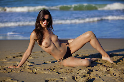 0236 SEMI NUDE female woman model breast ..  FINE ART PHOTOGRAPH