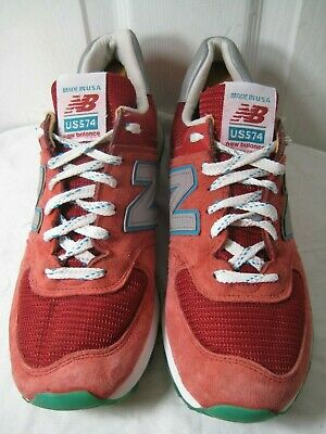 buy popular 4446b ad0c3 New Balance 574 Connoisseur East Us574Cpa Men s Size 44.5   10.5 Made In Usa .