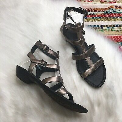 Women/'s Flat Strappy Buckle Cage Aimee-99 Gladiator Sandals Shoes