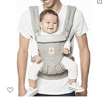 Ergobaby Carrier Omni 360 All Carry Positions Baby Carrier with Cool Air Mesh