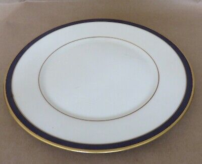 Lenox Bone China ~ Annapolis Blue by Oxford Salad Plate Plates MINT