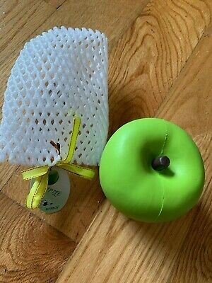 Areedy green apple squishy