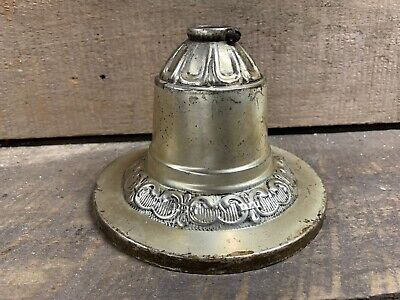 Vintage Brass Ceiling Canopy Cap Cover for Hanging Light Fixture Chandelier