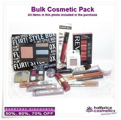 18-Piece Cosmetic Makeup Set/Pack  - Bulk Order #12