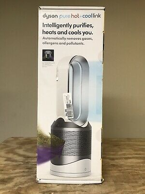 Dyson HP02 Pure Hot Cool Link Air Purifier - WiFi Enabled New Open Box