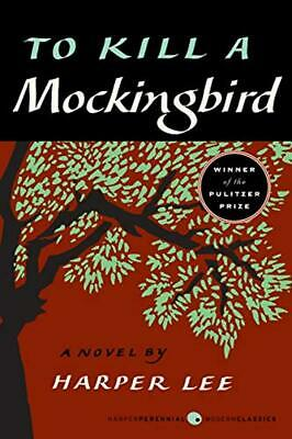 To Kill a Mockingbird by Harper Lee PAPERBACK NEW BEST SELLING