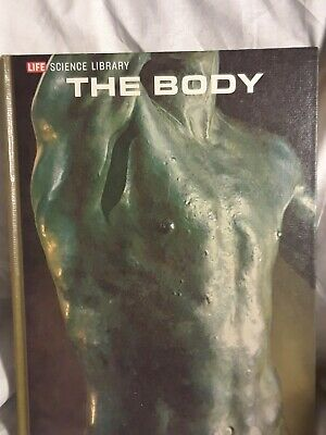 Vintage Time LIfe Books Life Science Library THE BODY Hardcover BOOK