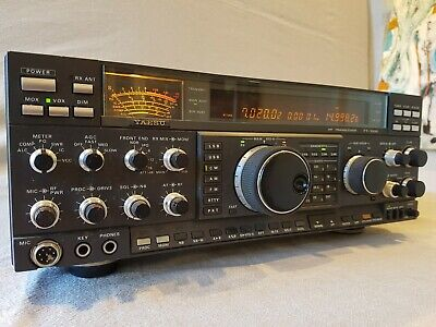 Yaesu FT1000 HF transceiver (not FT1000MP)
