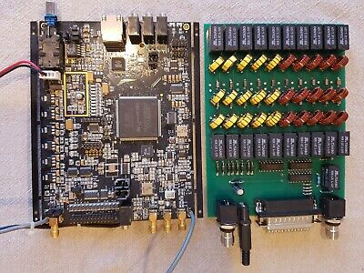 Apache Labs Hermes HF + 6M Rx and Tx SDR transceiver board + band pass filters