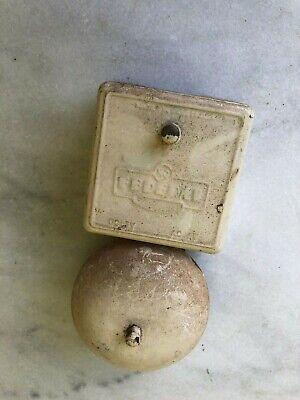 Vintage Federal Electric Door Bell
