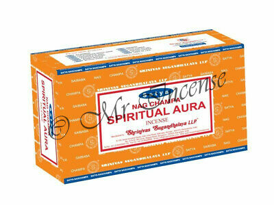 Satya Genuine Nag Champa Incense joss sticks 15gr box from 99p Variety of Scent