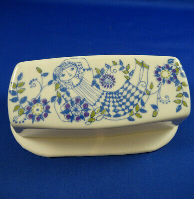 Lotte Turi Figgjo Flint Norway Butter Dish Cover Replacement