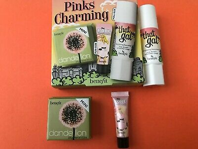 Benefit Dandelion + That Gal + The Pore fessional (GIFT SET)100% Authentic