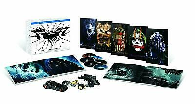 Batman :  The Dark Knight Trilogy Ultimate Limited Collector's Edition Blu-ray