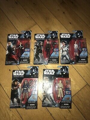 Disney , Hasbro Star Wars: Rogue One,rebels And The Force Awakens. 3.75in Figure